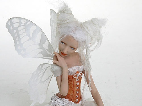 Antoinette fairy sculpture