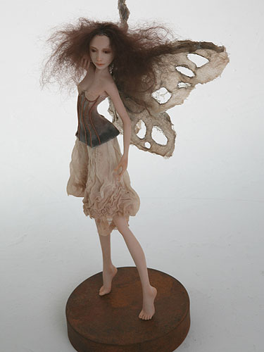 Eleina fairy polymer clay