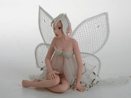 Eve fairy doll sculpture