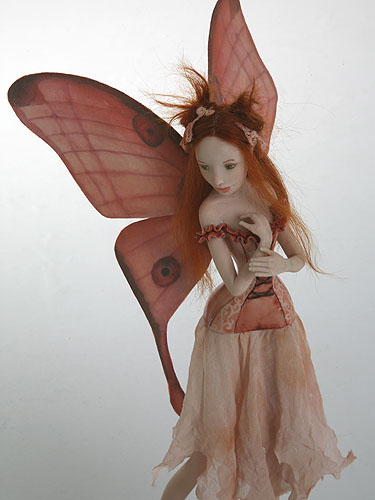 Livana pink fairy wings