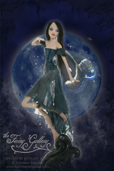 Nightwish fairy print