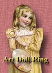 art doll ring